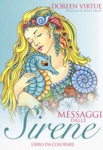 Copertina di 'Messaggi dalle sirene. Libro da colorare'