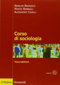 Copertina di 'Corso di sociologia'