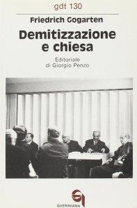 Copertina di 'Demitizzazione e Chiesa (gdt 130)'