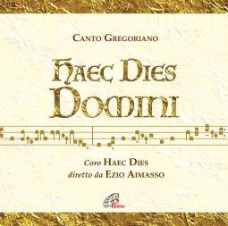 Copertina di 'HAEC DIES DOMINI. Canto Gregoriano. CD'
