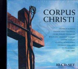 Copertina di 'Corpus Christi (10 cd)'