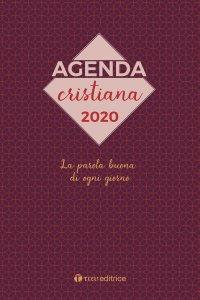 Copertina di 'Agenda Cristiana TAU 2020'