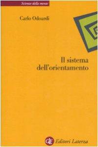 Copertina di 'Il sistema dell'orientamento'