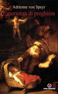 Copertina di 'Esperienza di preghiera'