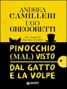 Copertina di 'Pinocchio (mal) visto dal gatto e la volpe'