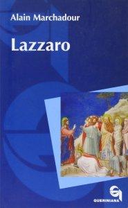 Copertina di 'Lazzaro'