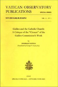 Copertina di 'Galileo and the catholic church'