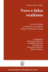 Copertina di 'Vero e falso realismo'