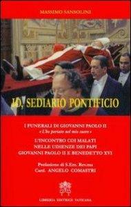 Copertina di 'Io, sediario pontificio'