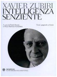 Copertina di 'Intelligenza senziente'