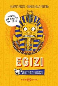 Copertina di 'Egizi'
