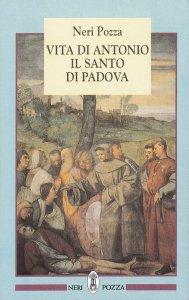 Copertina di 'Vita di Antonio il santo di Padova'