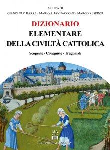 Copertina di 'Dizionario elementare della civiltà cattolica'