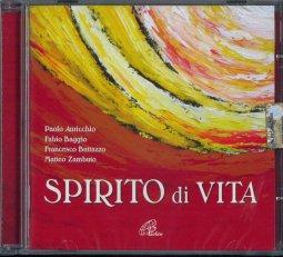 Copertina di 'Spirito di vita. CD'