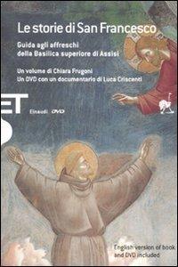 Copertina di 'Le storie di San Francesco'