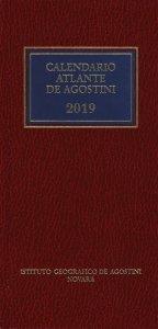 Copertina di 'Calendario atlante De Agostini 2019'