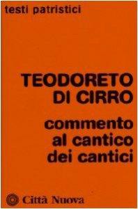 Copertina di 'Commento al Cantico dei Cantici'