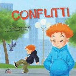 Copertina di 'Conflitti'