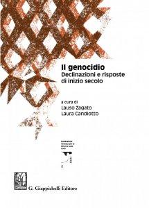 Copertina di 'Il genocidio'