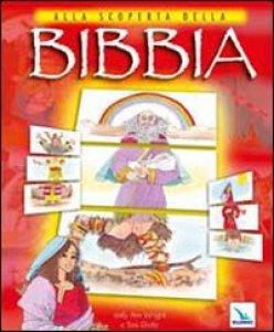 Copertina di 'Alla scoperta della bibbia'