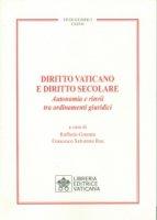 Diritto vaticano e diritto secolare