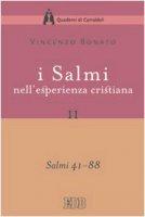 I Salmi nell'esperienza cristiana - Bonato Vincenzo