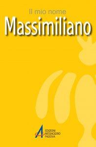 Copertina di 'Massimiliano'