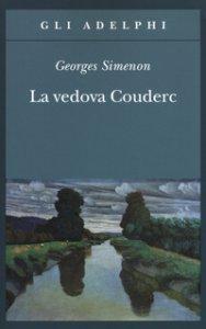 Copertina di 'La vedova Couderc'