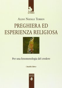Copertina di 'Preghiera ed esperienza religiosa'