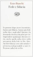 Fede e fiducia - Enzo Bianchi