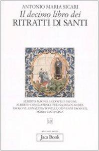 Copertina di 'Il decimo libro dei ritratti di santi'
