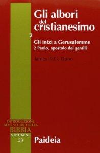 Copertina di 'Gli albori del cristianesimo'