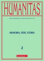 Humanitas. 2/2018: Memoria, fede, storia