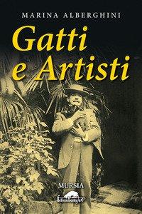Copertina di 'Gatti e artisti'