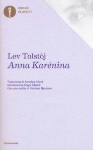 Copertina di 'Anna Karenina'