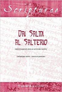 Copertina di 'Dai salmi al Salterio'