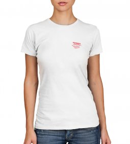 "Copertina di 'T-shirt ""Iesoûs"" marchio - taglia M - donna'"