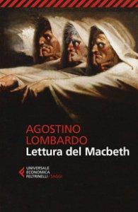 Copertina di 'Lettura del Macbeth'