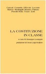 Copertina di 'La Costituzione in classe'