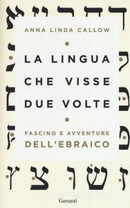 Copertina di 'La lingua che visse due volte'