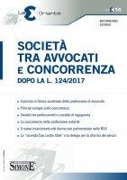 Società tra Avvocati e Concorrenza dopo la L. 124/2017 - Massimiliano Di Pirro