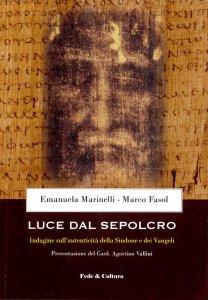 Copertina di 'Luce dal Sepolcro'