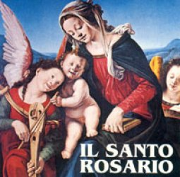 Copertina di 'Il Santo Rosario'