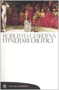 Copertina di 'Itinerari erotici'