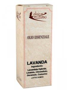 Copertina di 'Olio essenziale lavanda 12 ml.'