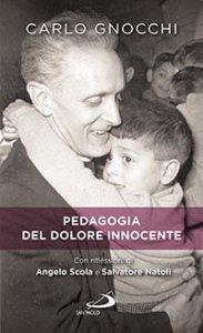 Copertina di 'Pedagogia del dolore innocente'