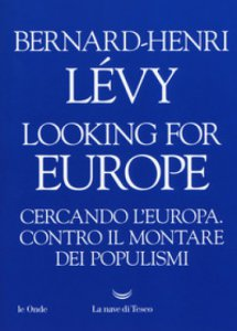 Copertina di 'Looking for Europe. Cercando l'Europa'