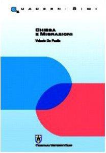 Copertina di 'Chiesa e migrazioni'