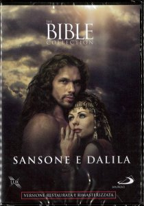 Copertina di 'Sansone e Dalila - The Bible Collection'