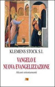 Copertina di 'Vangelo e nuova evangelizzazione'